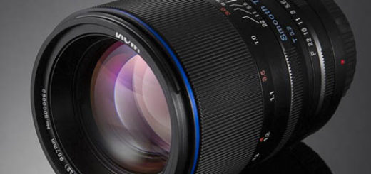 Laowa 105mm f/2 (t/3.2) Smooth Trans Focus Lens
