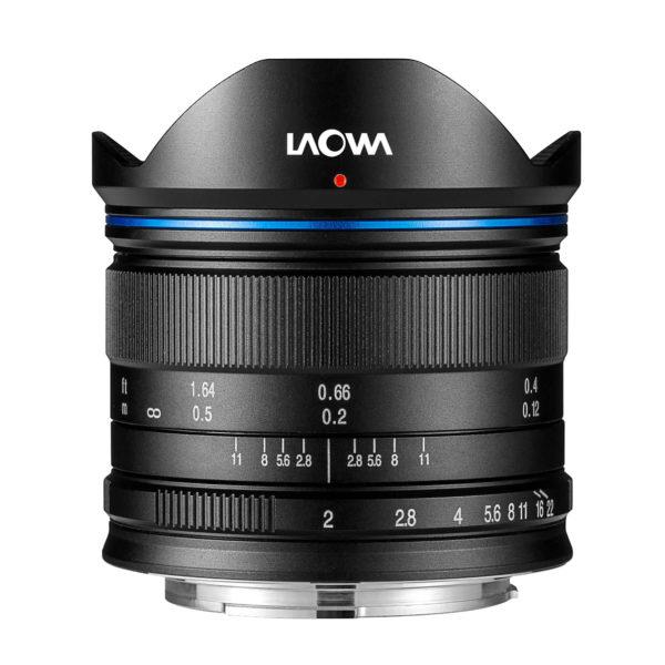 7.5mm f/2 MFT Lens