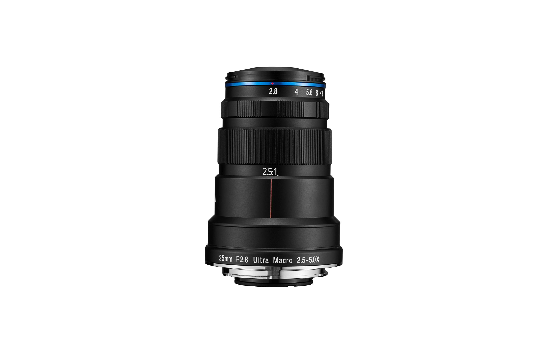 Laowa 25mm f/2.8 2.5-5X Macro - Laowa Lens